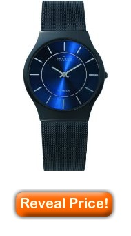 Skagen 233LTMN review