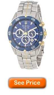 Bulova Men's 98H37 Marine Star
