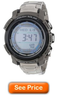 Casio Men's PAW2000T-7CR Pathfinder