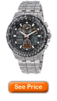 Citizen Men's JY0010-50E Eco-Drive Skyhawk