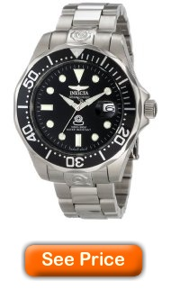 Invicta Men's 3044 Grand Diver