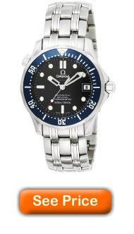 Omega Men's 2222.80.00 Seamaster
