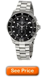 TAG Heuer Men's CAN1010BA0821 Aquaracer
