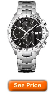 TAG Heuer Men's CAT2010.BA0952
