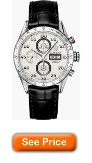 TAG Heuer Men's CV2A10.FC6235 Carrera Automatic