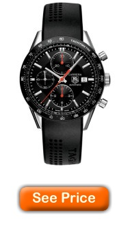Tag Heuer CV2014.FT6014 review