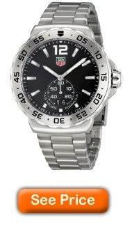 Tag Heuer WAU1112.BA0858 review