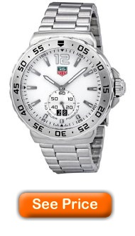 Tag Heuer WAU1113.BA0858 review