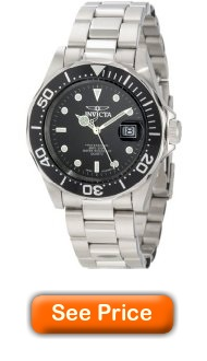 Invicta 9307 review