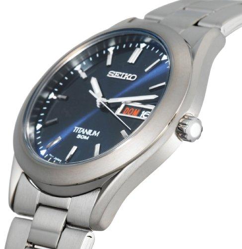 titanium watch case