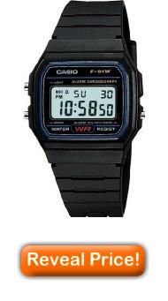 Casio F91W-1 review