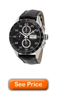 Tag Heuer CV2A10.FC6235 review