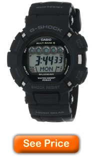 Casio GW9000A-1 review